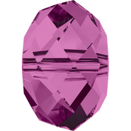 Swarovski Bead 5040 - 6mm, Amethyst (204), 10pcs