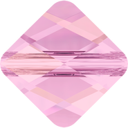 Swarovski Bead 5054 - 8mm, Crystal Lilac Shadow (001 LISH), 4pcs