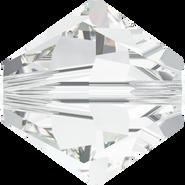 Swar Crystal Bead 5328 - 3mm, Crystal (001), 96pcs