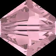 Swarovski Bead 5328 - 4mm, Crystal Antique Pink (001 ANTP), 48pcs
