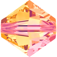 Swarovski Bead 5328 - 4mm, Crystal Astral Pink (001 API), 48pcs