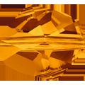 Swarovski Bead 5523 - 12mm, Crystal Copper (001 COP), 4pcs