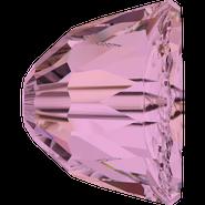 Swarovski Bead 5542 - 8mm, Crystal Lilac Shadow (001 LISH), 2pcs