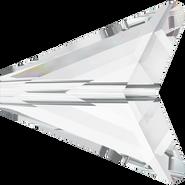 Swarovski Bead 5748 - 16mm, Crystal (001), 2pcs