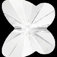 Swarovski Bead 5754 - 10mm, Crystal (001), 6pcs