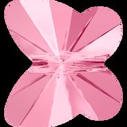 Swarovski Bead 5754 - 5mm, Light Rose (223), 20pcs