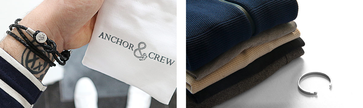 Jewellery And Accessory Daily Essentials By Anchor And Crew