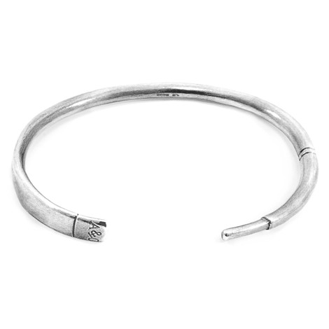 Anchor And Crew Brazalete de Oar en Plata