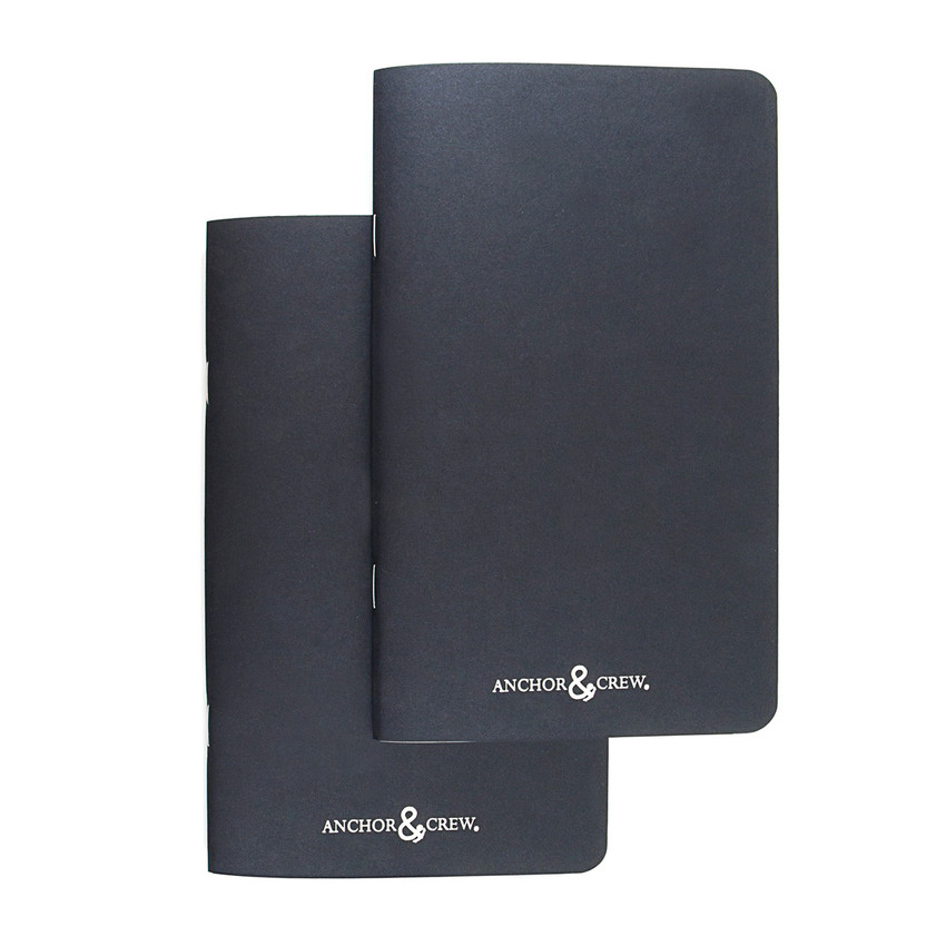 Anchor & Crew Refill Booklets for Medium Travellers Journals