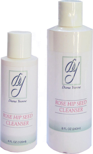 DianaYvonne Rose Hip Seed Cleanser 4 or 8 oz