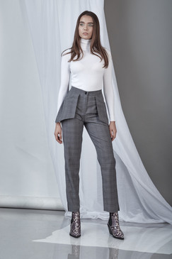 Sharp Wool Pants
