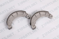 Z1 900, KZ900, H2 750 Rear Brake Shoes Set