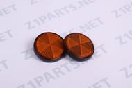 Orange Shock Reflectors/Z1 900