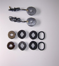 Headlight Grommet Set - Z1 KZ H1 H2 KH