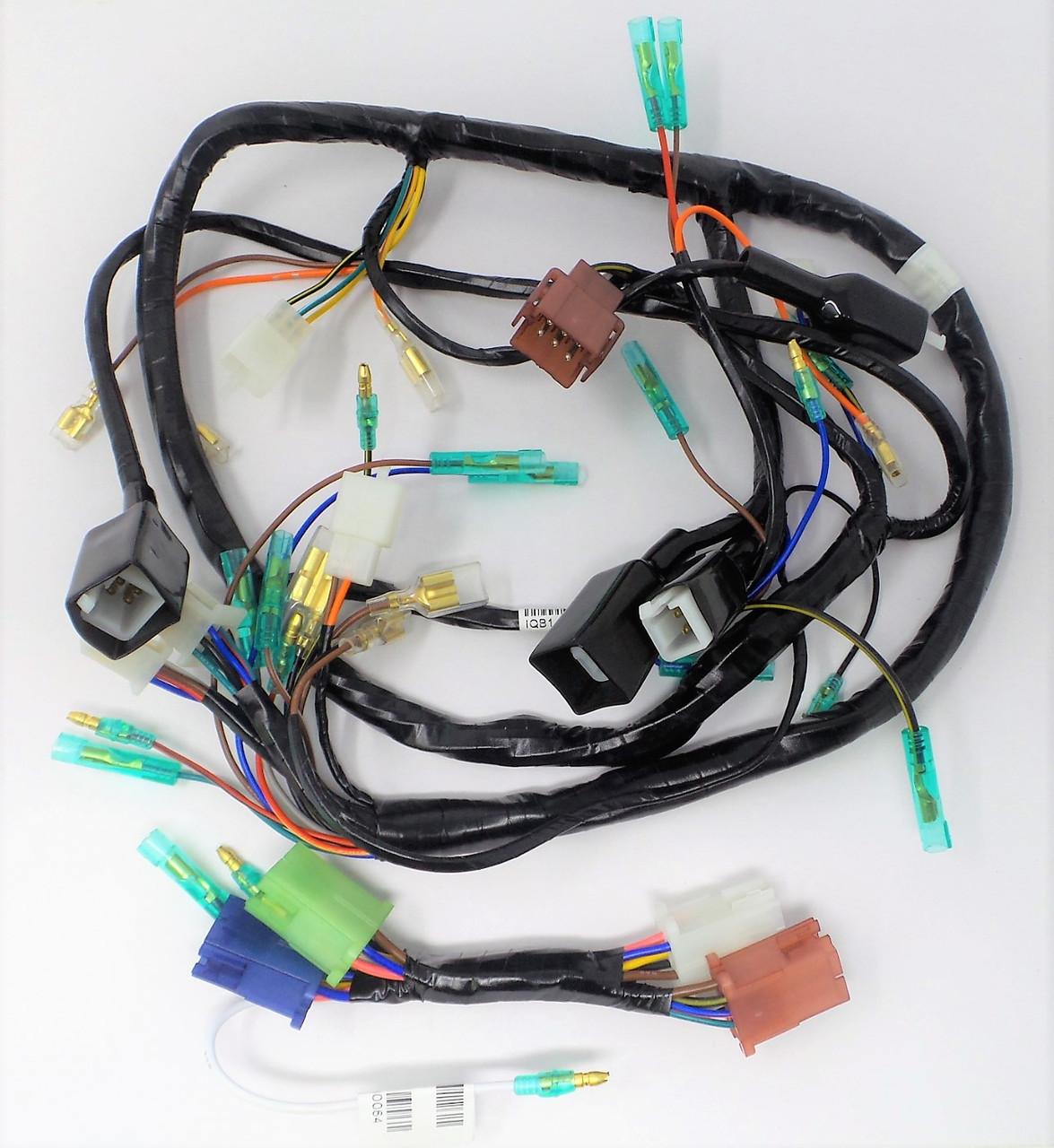 Kz900 Wiring Harness