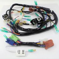 Z1 900 KZ900 KZ1000 LTD A1 A2 A4 A5 C1 CENTER HARNESS
