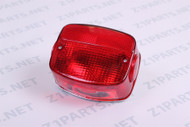 Tail Light Lens - KZ1000, KZ900, KZ750, KZ650, KZ550, KZ400, Z1R