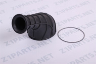 H2750 Air Box Silencer Rubber Boot