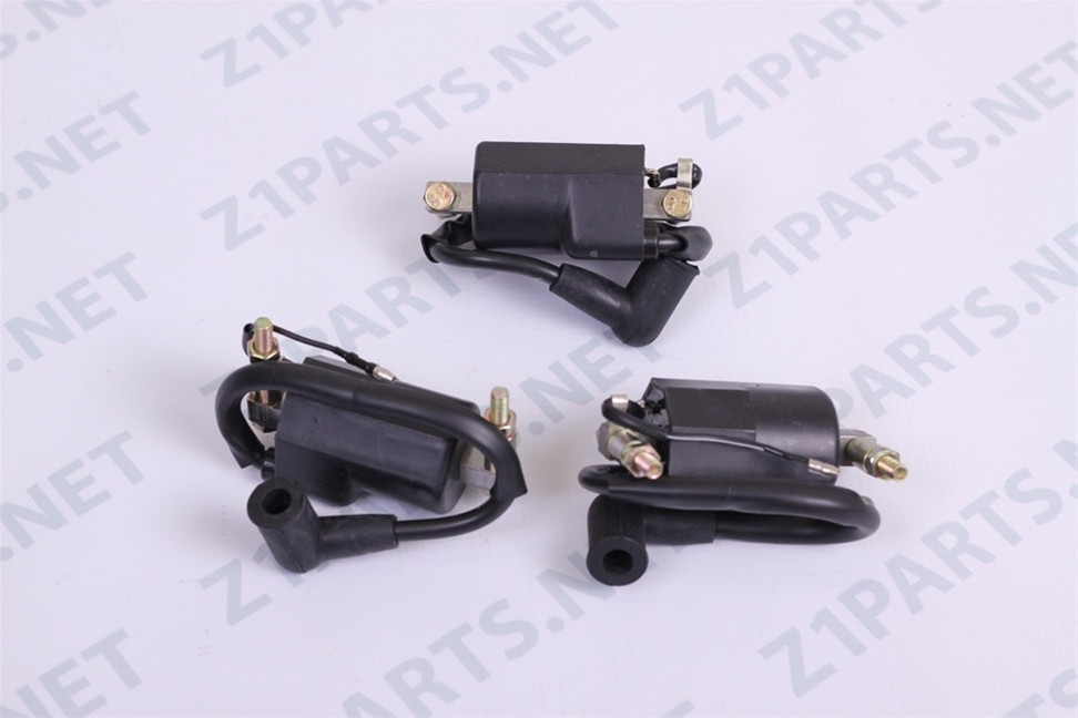 Ignition Coils, Wires, And Caps Set-H2 750 H1 500 Triple