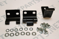 1972-1973 H2750 Ss 350 Seat Hinge And Hook Set