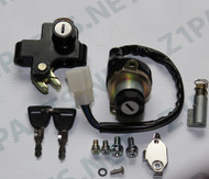 Ignition Switch, Seat And Steering Lock- KH250 KH400 S1 S3 H2 H1