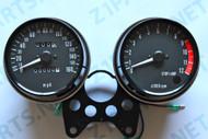 Z1 900 1974-75 Speedometer & Tachometer Set Mph Miles Us