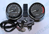 KZ900 KZ1000 Ltd Speedo & Tachometer Assembly Mph