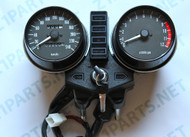 KZ900 KZ1000 Ltd Speedo & Tachometer Assembly Km Version