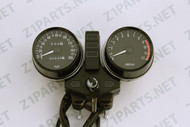 KZ1000 MKII, Shaft 1979-80 Speedo & Tachometer Assembly Mph
