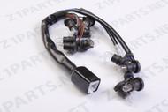 KZ900 KZ1000 MKII Indicator Panel Harness