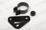 KZ1000 Z1-R 1980-Muffler Clamp And Bracket Set