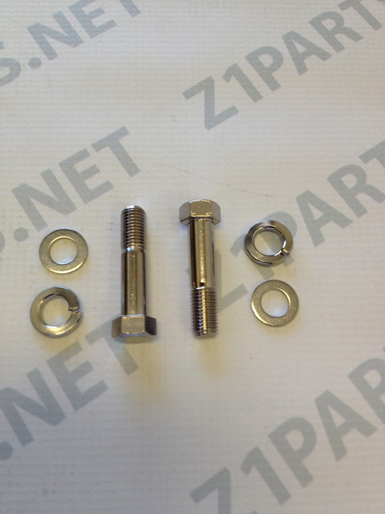 Kawasaki Front Master Cylinder Brake Lever Nut /& Bolt oem h1 h2 z1 kz400 kz1000
