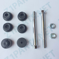 Z1 900 KZ900 Parts / Muffler Install Kit / Hardware And Bushings