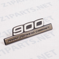 Z1 900 Late Model Side Cover Emblem  Z1B