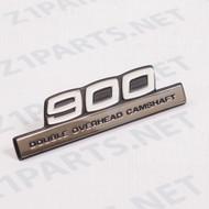 Z1 900 Late Model Side Cover Emblem  Z1B