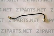 Brake Pipe - Caliper Early Z1 900 Black Finish
