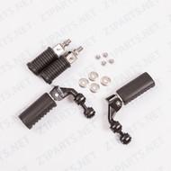 Z1 900 / KZ900 / KZ1000 - Foot Peg Set - Front & Rear