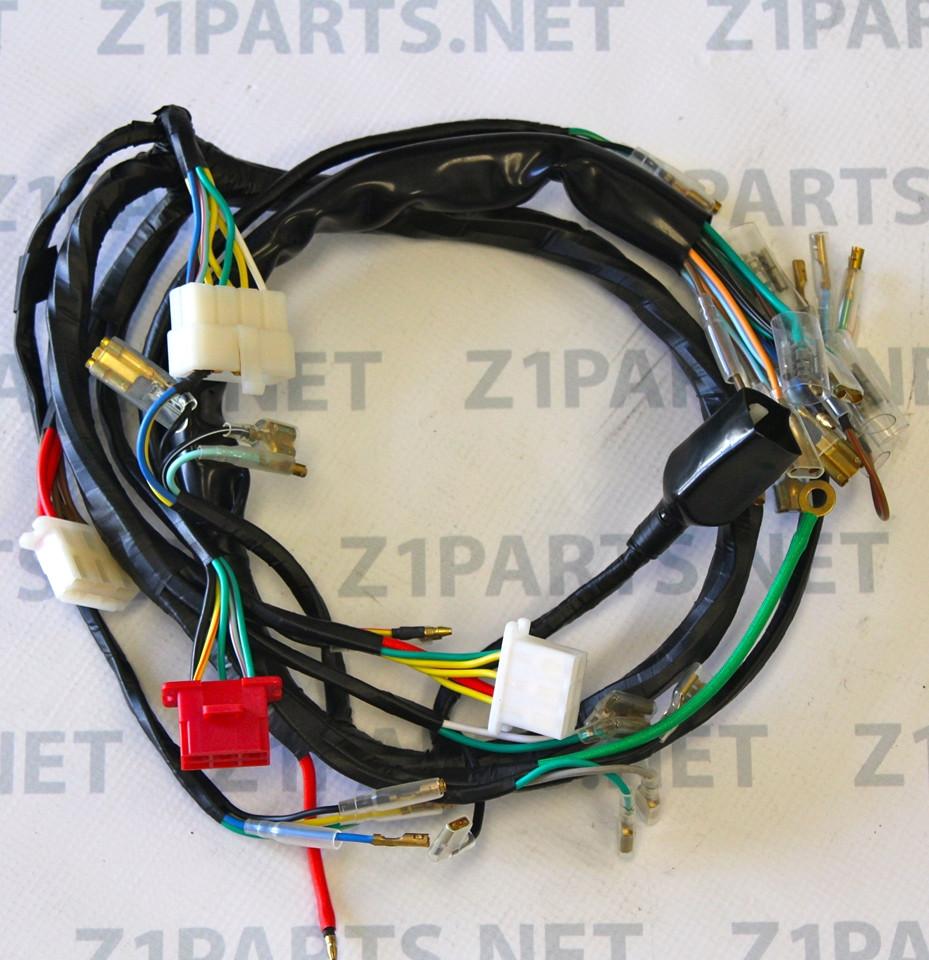 Cb750 Wiring Harness - Wiring Diagrams Digital