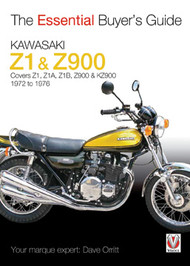 The Essential Buyers Guide - Z1 900 Z900 KZ900