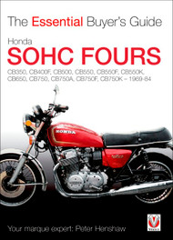 The Essential Buyers Guide - Honda Sohc Fours