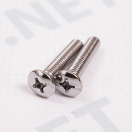 CB750 Points Cover Screws