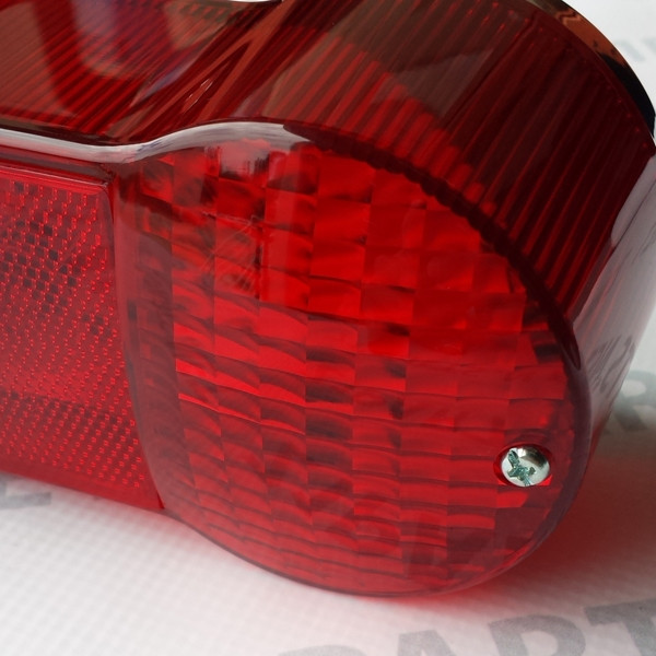 Taillight Complete For Suzuki GT 500 A 1976