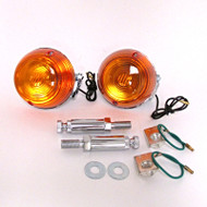 Turn Signal Front Combo Set Honda - Single Wire