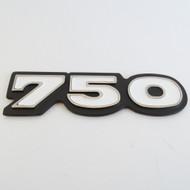 H2 750 Side Cover Emblem - H2A