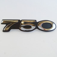H2 750 Side Cover Emblem - H2B
