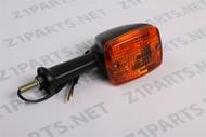 Dual Wire-Vintage Kawasaki Turn Signals | Elr J Model GPZ | KZ1100 KZ1000 KZ750 KZ700 KZ550| 23037-1131  23037-1104