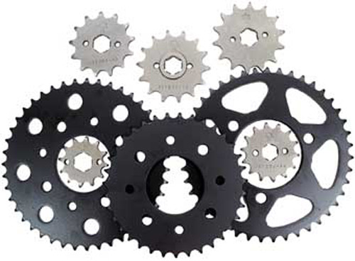 35 tooth rear sprocket Kawasaki KZ GPZ