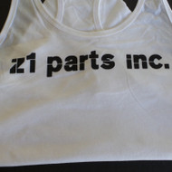 Women's Z1 Parts Inc. Tank top