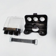 Spark Plug Bracket, Strap & Case Set - H2 750