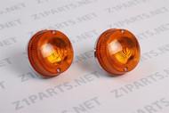 Turn Signals | Kawasaki  H1 H2 Z1 KZ  - Dual Wire